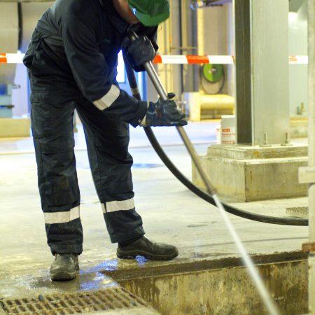 Industrieel reinigen, beschikbare vacatures bij Wenau